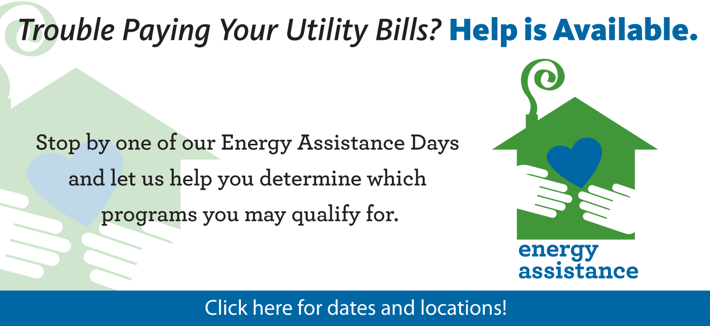 Energy Assistance Days