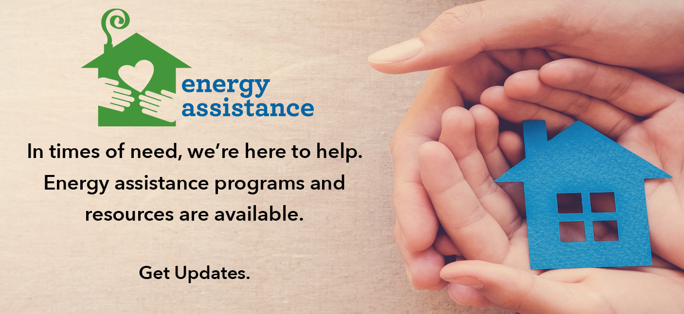 Energy Assistance is Available