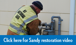 Superstorm Sandy Restoration